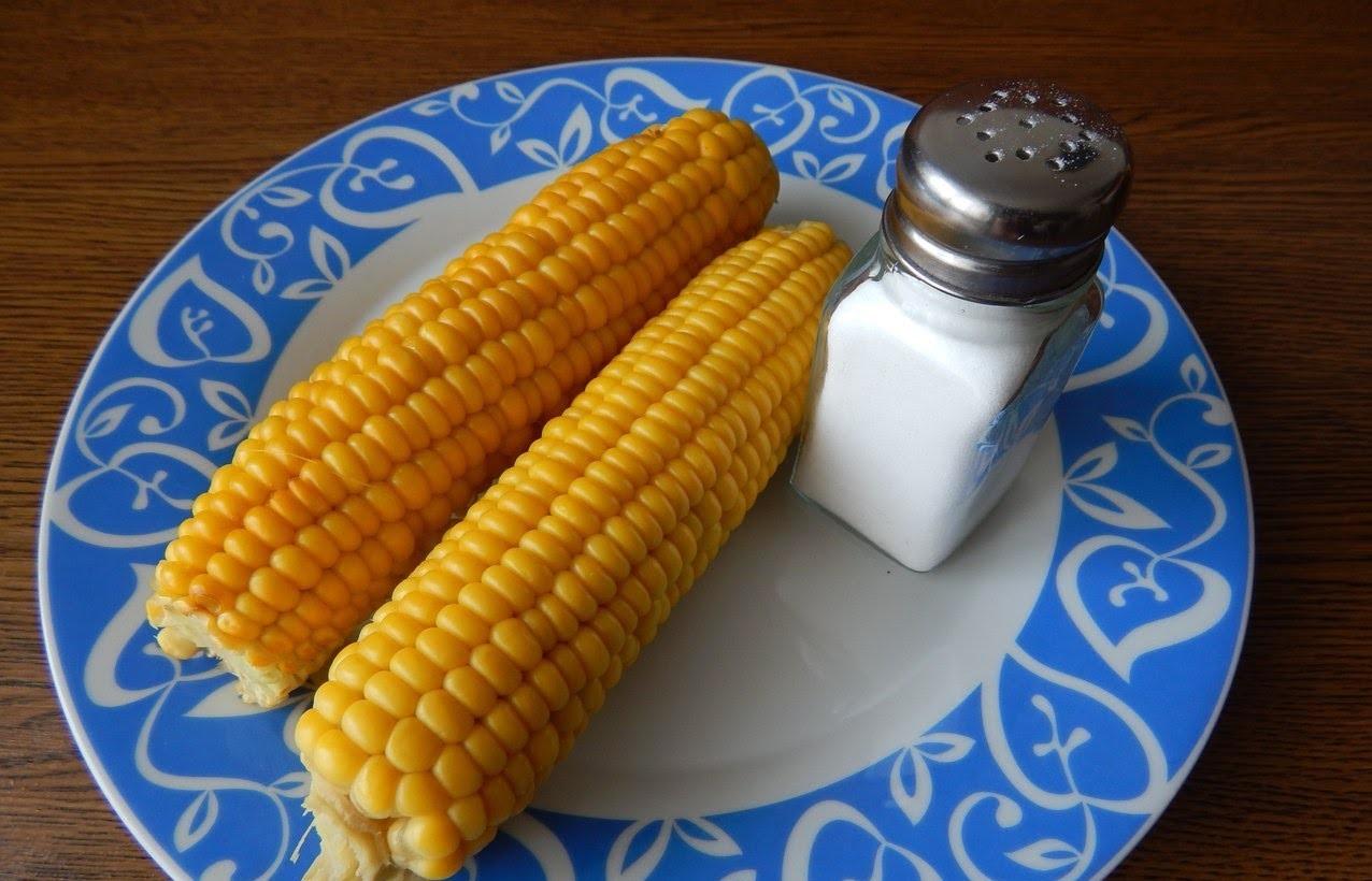 2 легких способа сварить кукурузу в микроволновке за 5 минут! 29